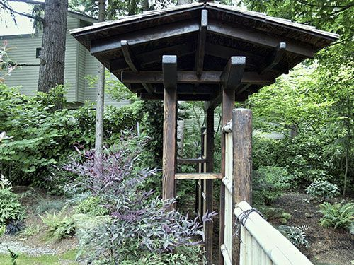Japanese Gastews | Japanese Style Wooden Gate Japanese Style Wood