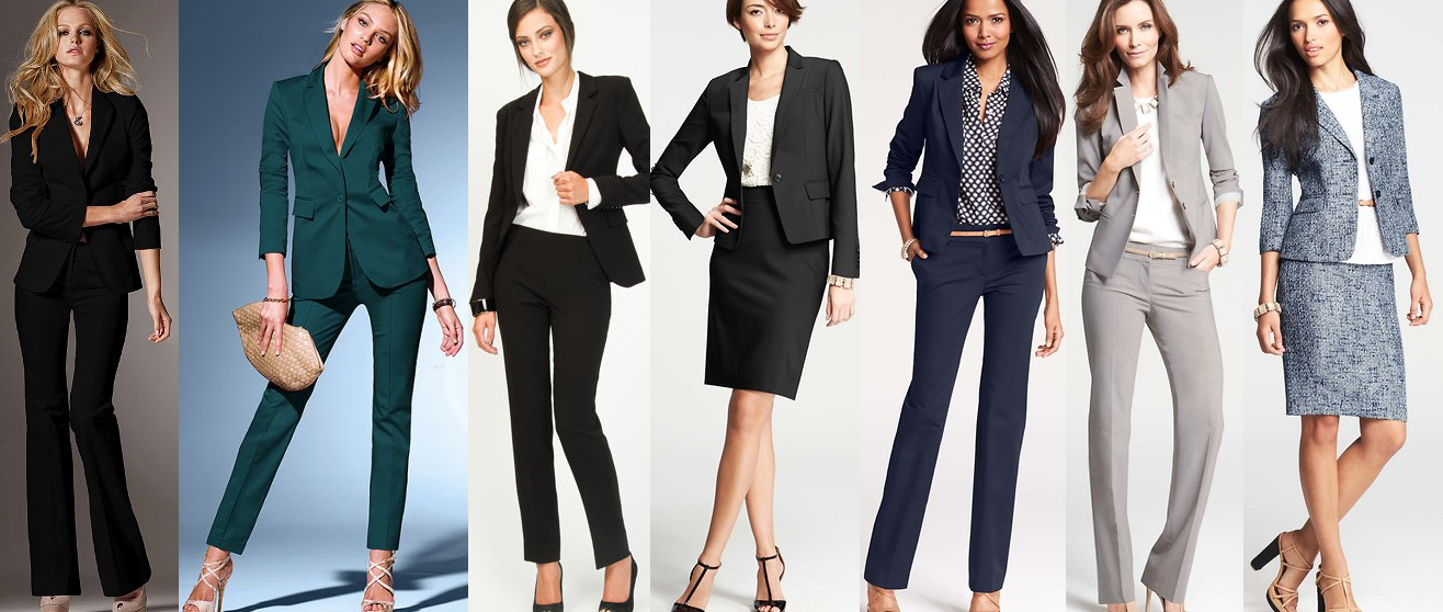 Pix Of Semi Formal Office Attire For Women Dressing For The Office