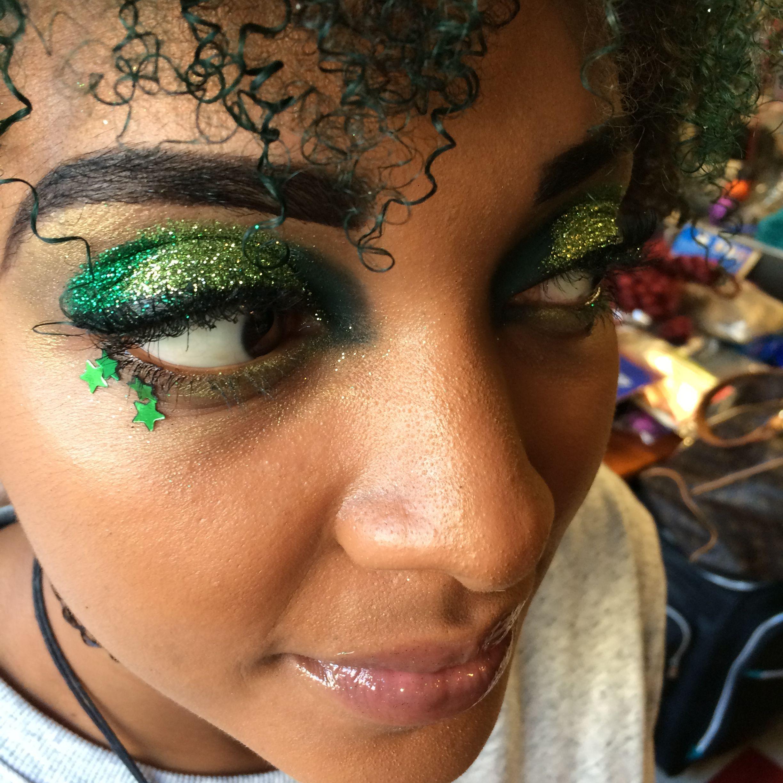 Makeup Artist Syracuse New York Fashion Runway Pastel