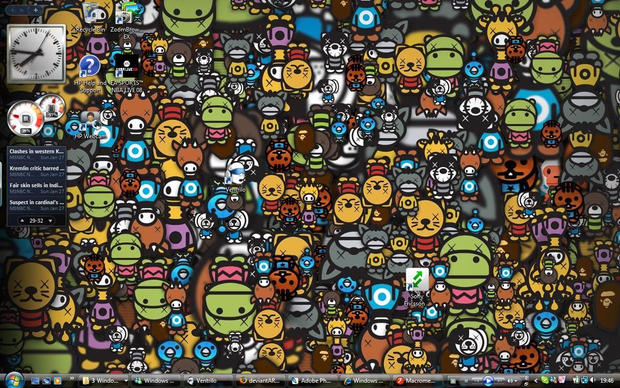 Resultats Google Recherche D Images Correspondant A Http Www Deviantart Com Download 75937506 Bape S Cool Wallpaper Sparkle Wallpaper Cute Desktop Wallpaper