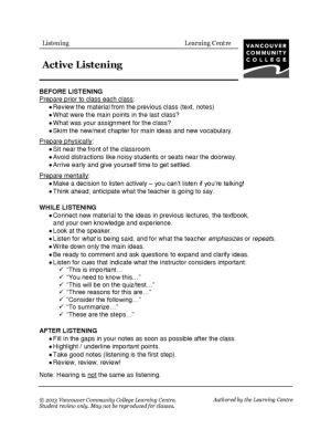 Study skills activities pdf