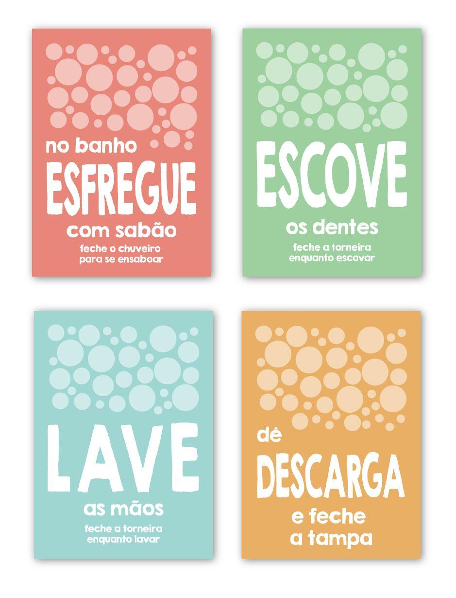 Quadros Divertidos Para Banheiros Pesquisa Google Pinteres  ~ Posters Para Imprimir Quarto E Guarda Roupa Para Quarto
