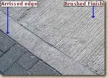 Concrete Surface Finishes