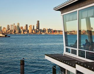 Saltyu0027s (seattle, WA): Great Brunch Buffet! Great View! I Was · Seattle  WaterfrontWaterfront RestaurantWestern ...