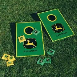 John Deere Cornhole Set Party Games Pinterest