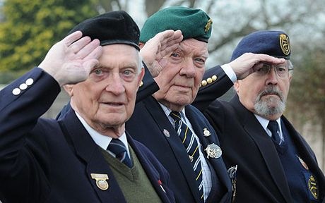 Government Wont Help WW2 Veterans Attend 65th D Day Commemoration