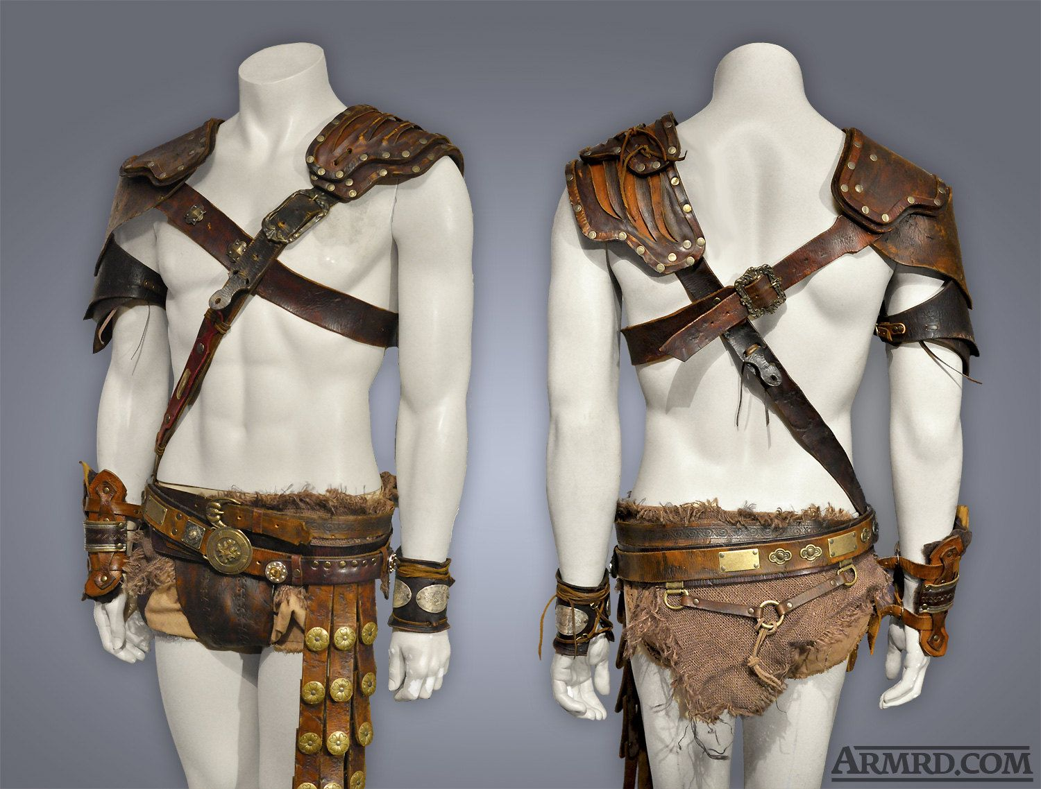 Crixus Gladiator Costume Leather Armour by Armrd on Etsy & Crixus Gladiator Costume Leather Armour by Armrd on Etsy | Costumes ...