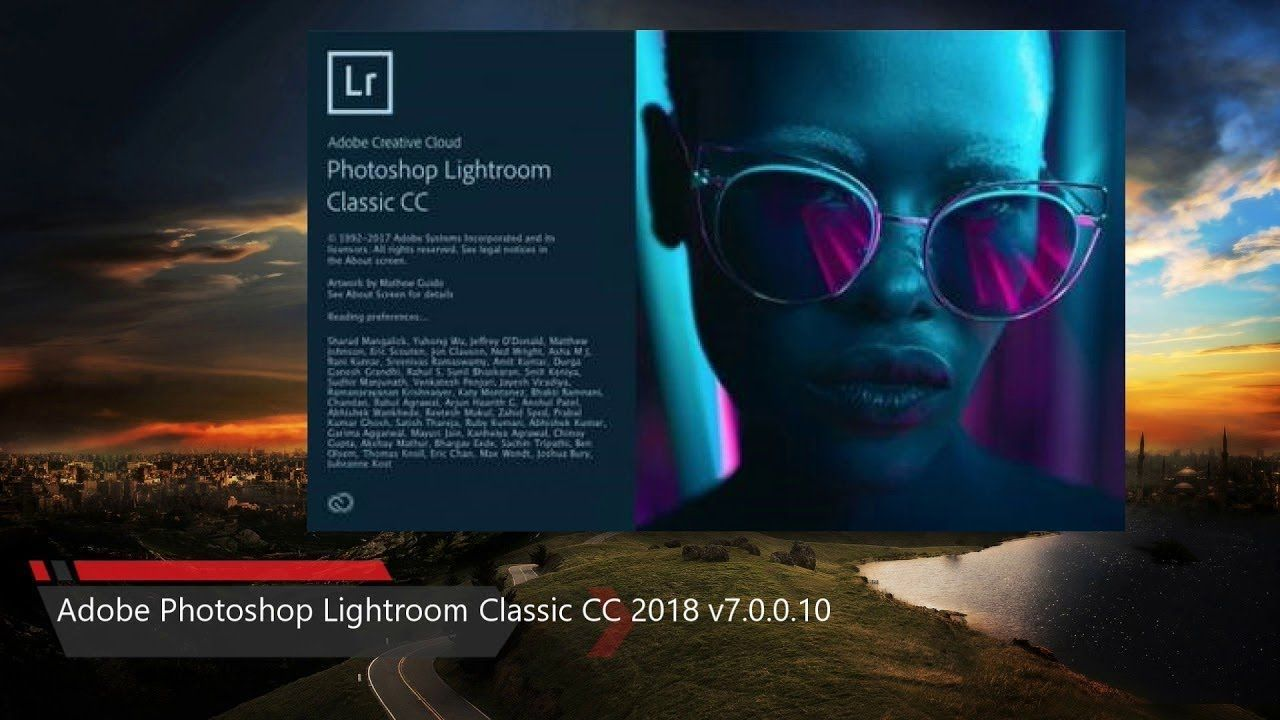 Adobe Photoshop Lightroom Classic 2020 v9.3.0.1 With Crack