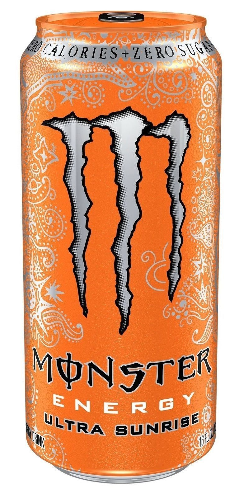Monster energy ultra sunrise 16 ounce pack of 24 with