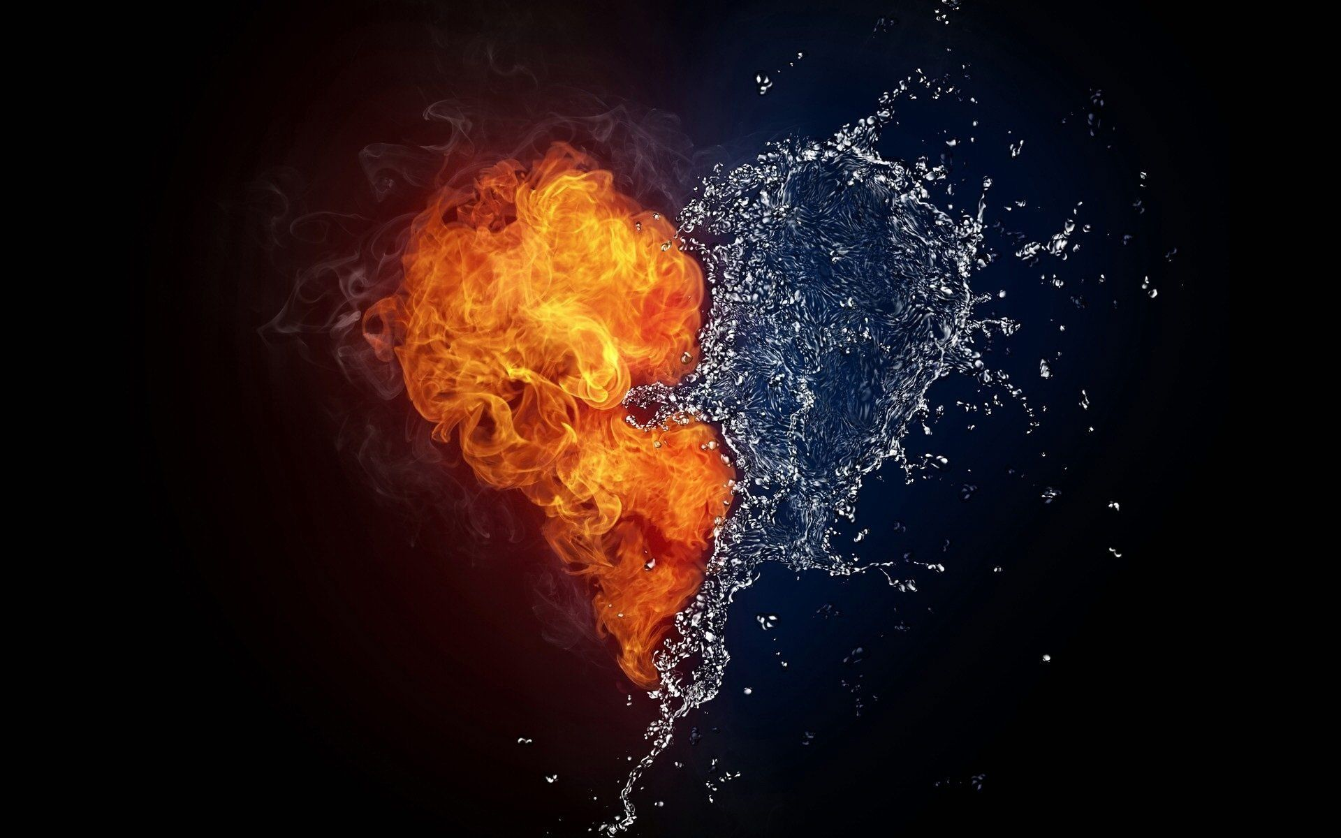 Fire And Water Love Scorpio means water Leo means fire 3
