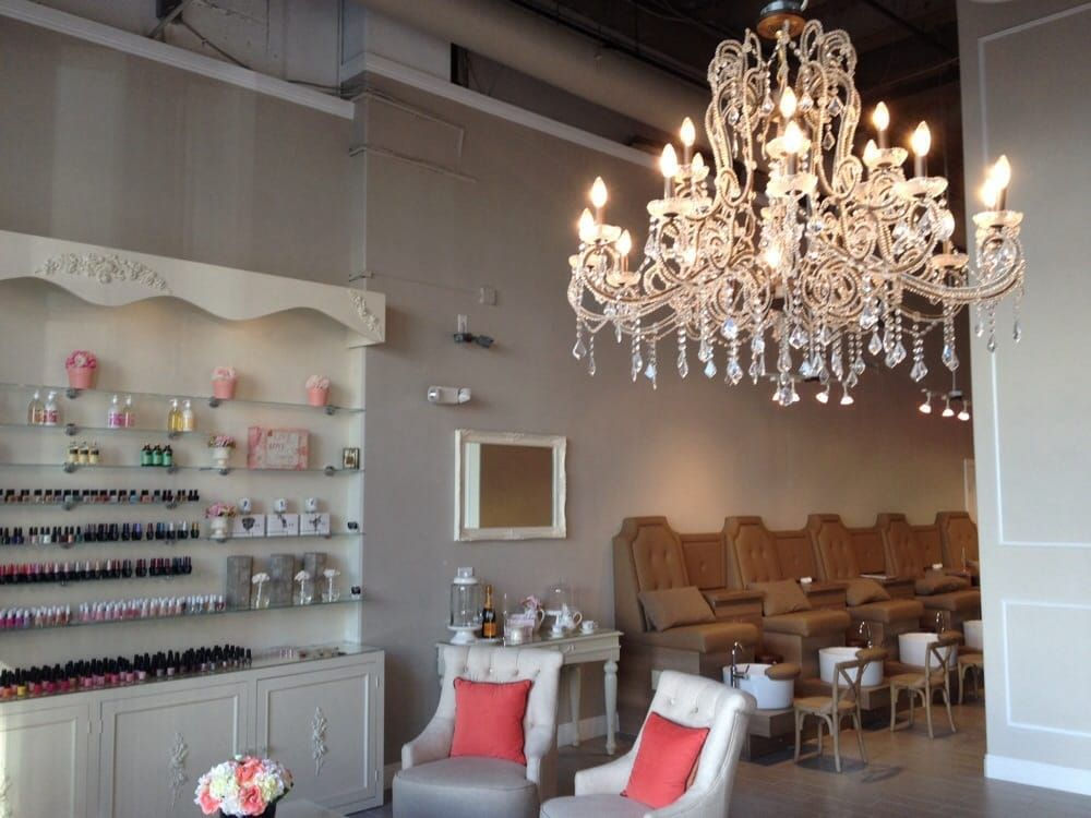 Photo of Luxe Nail & Spa Boutique - Los Angeles, CA, United States ...