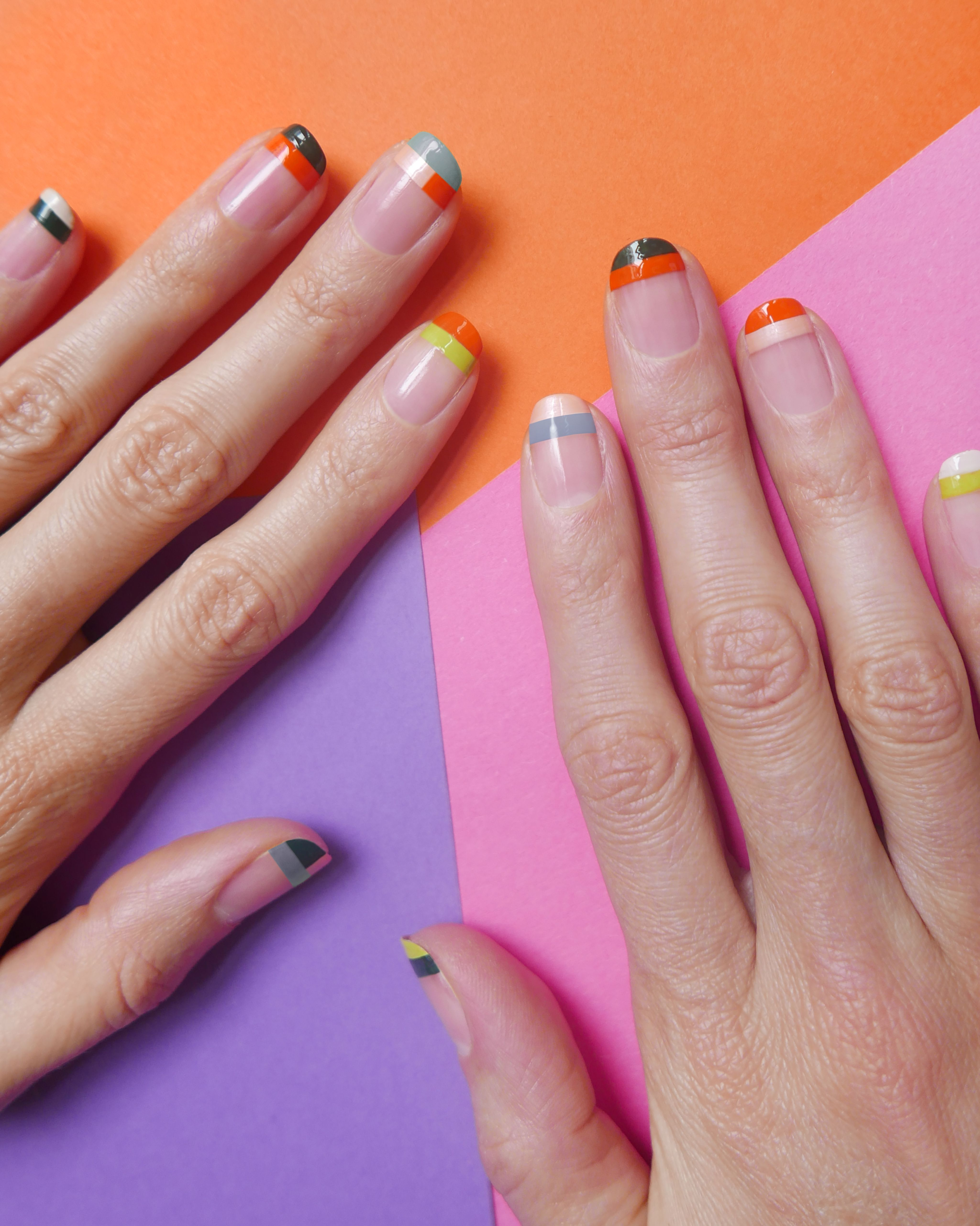 The Spring Nail Art Trends You Re About To See Everywhere Spring Nail Art Spring Nail Trends Nail Trends 2018