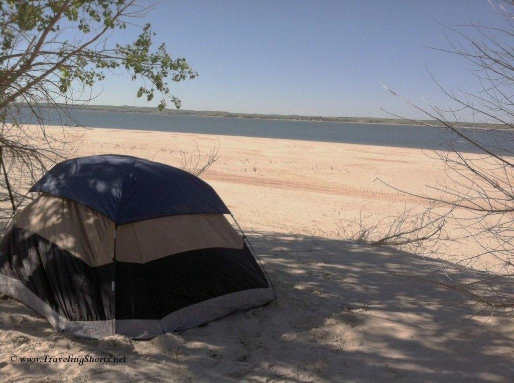 Lake Mcconaughy Camping Map