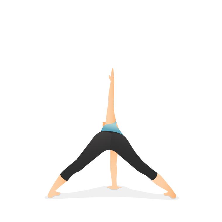 26+ Wide leg yoga poses ideas