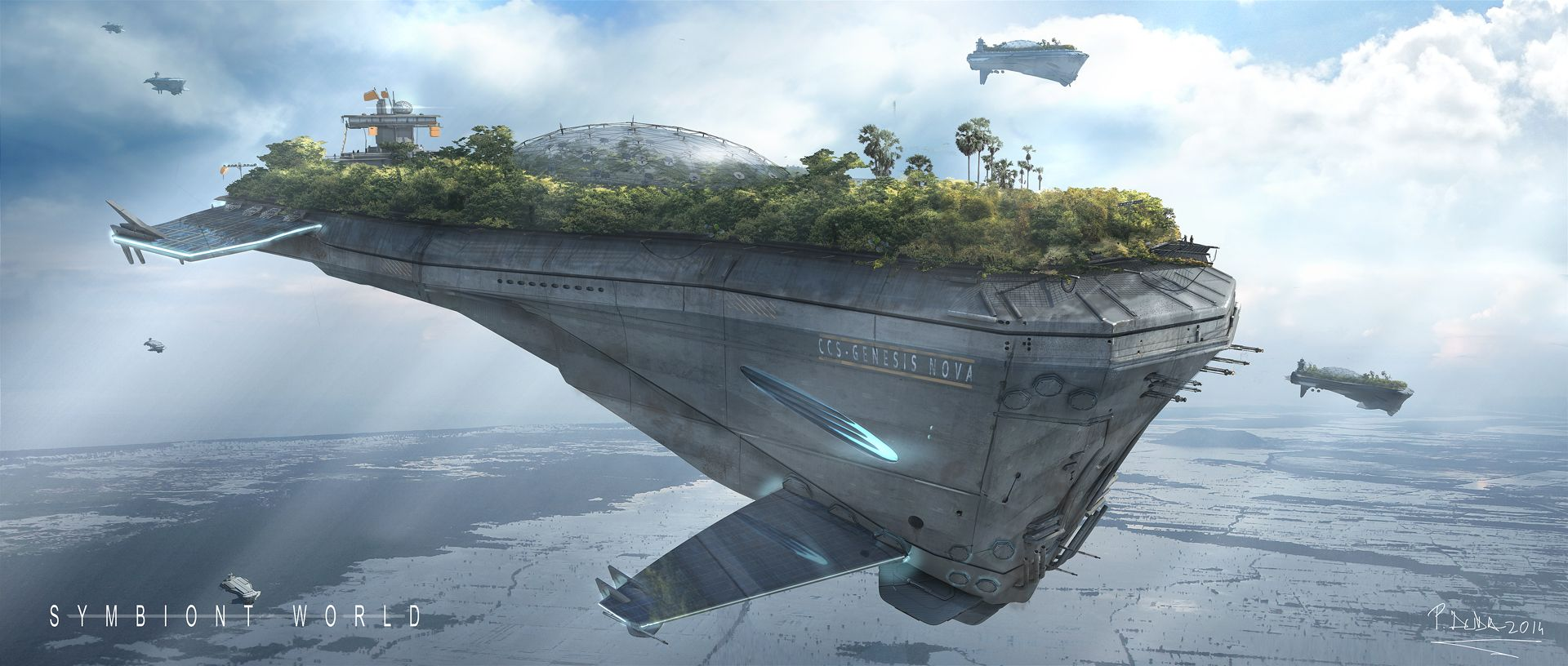 science fiction the vessel for fatalism essay Science fiction usually employs a sense of wonder at reality, the same wonder actual scientific exploration  thank you for this inspired and inspiring essay.