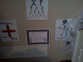 Doctor Office Printables