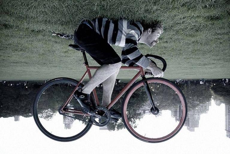 Forced Perspective Upside Down Photography Kunstfotografering Optiske Illusioner Billeder