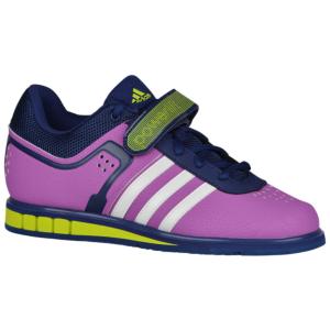 Adidas Powerlift 2 Women's Training Shoes Purple/green/blue