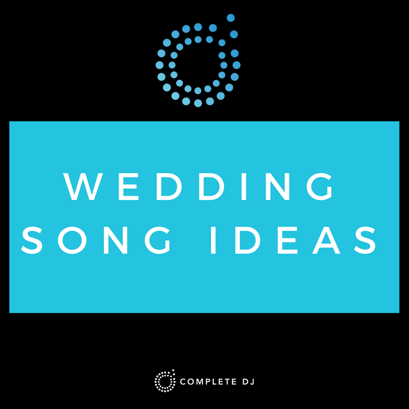 Wedding Song Ideas, Wedding And Event Playlists For All
