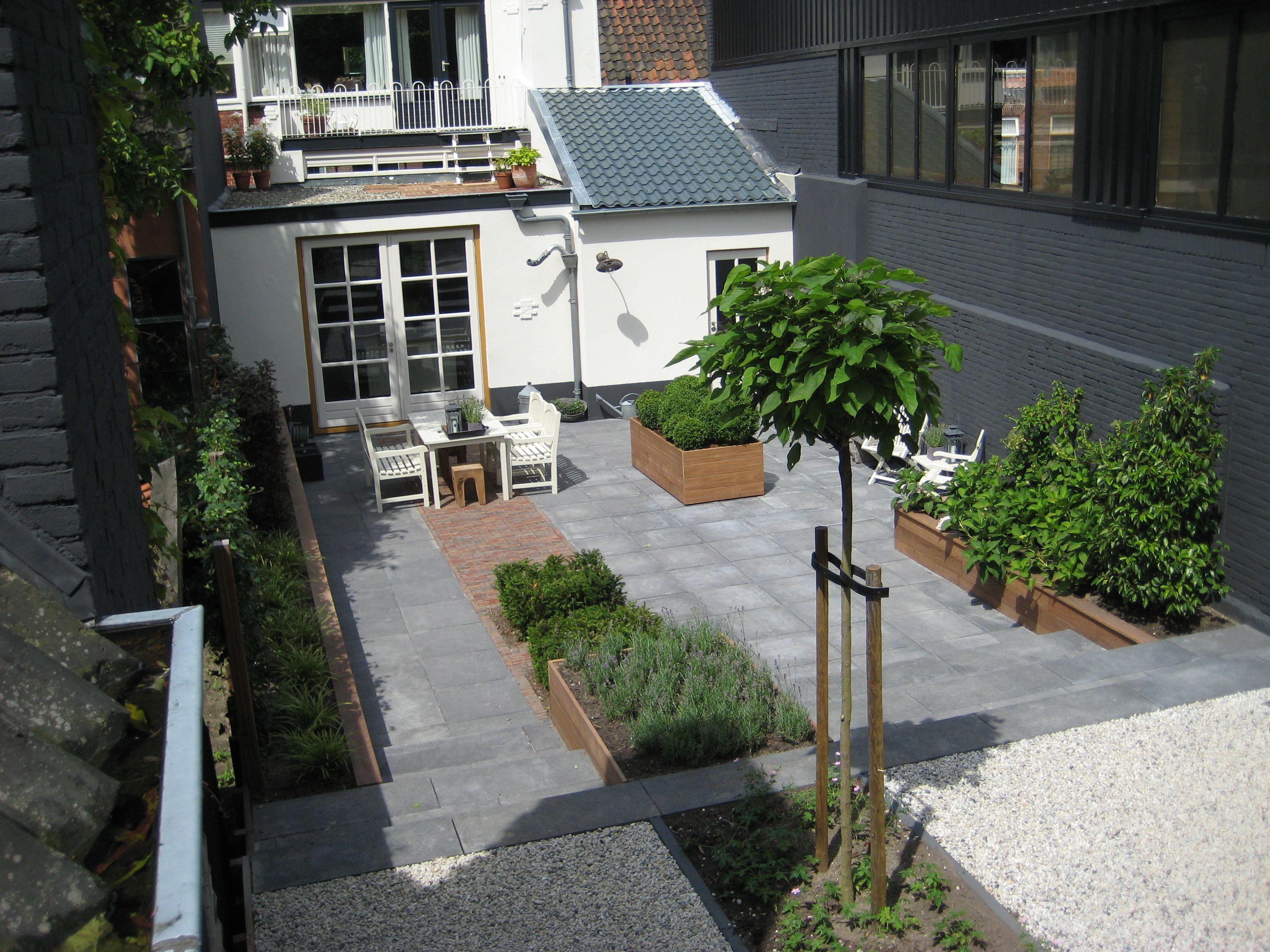Verrijdbare Plantenbakken Voor Buiten.Achtertuin Gemaakt Met Verrijdbare Plantenbakken Home Garden