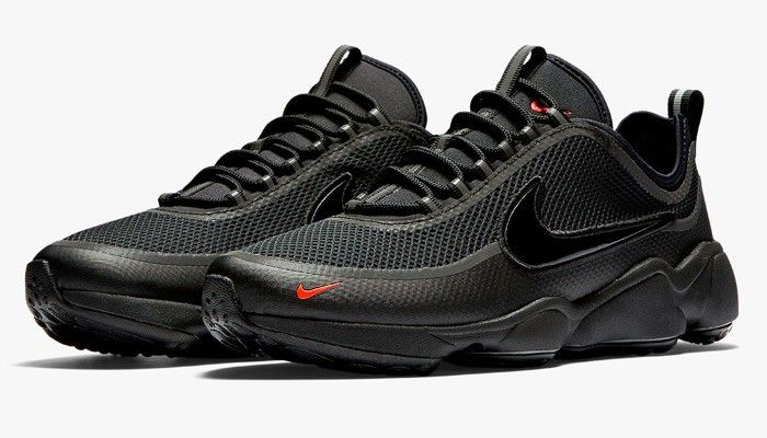 6dbe0ff23f7f Kicks Deals – Official Website Nike Air Zoom Spiridon Ultra Black Bright  Crimson - Kicks Deals - Official Website
