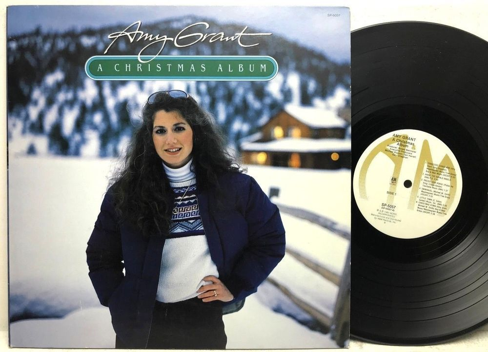 Amy Grant New Christmas Album.Details About Amy Grant A Christmas Album Lp Vinyl