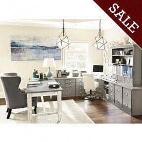 I M Going To Make A Custom Desk With Ballard Design S Modular Pieces
