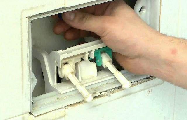 manutenzione della cassetta incasso wc che sono di diversa tipologia