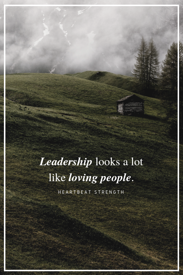 Servant Leadership is a Legacy of Love | Zachariah Thompson