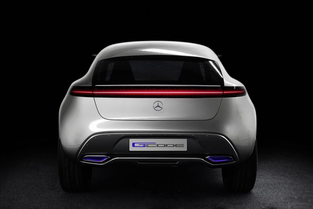 Mercedes Benz Vision G Code Concept Car In Photos With Images Mercedes Concept Benz Suv Concept Cars