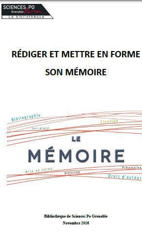 memoire en ligne gratuit pdf   Comment rédiger un mémoire ...