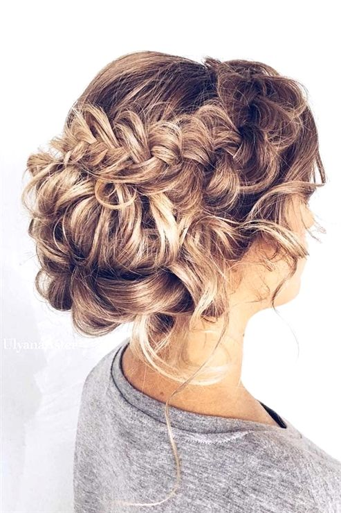 Updo Hairstyles For Prom Night Picture2 Cool Fashion Hair Braided Hairstyles For Wedding Hair Styles Long Hair Styles