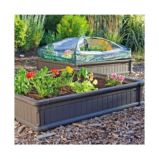 Creating Our First Vegetable Garden Advice Please: DIY Raised-Garden Kits You Can Actually Build