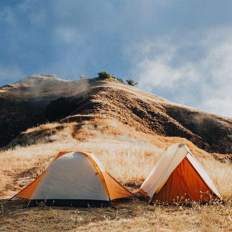 free dispersed camping in big sur near highway 1 in