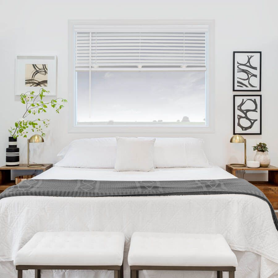 how to install cordless blinds on windows