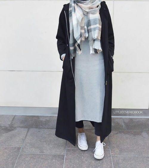 0043a1e40de7e8 Colorful cardigans for veiled women – Just Trendy Girls