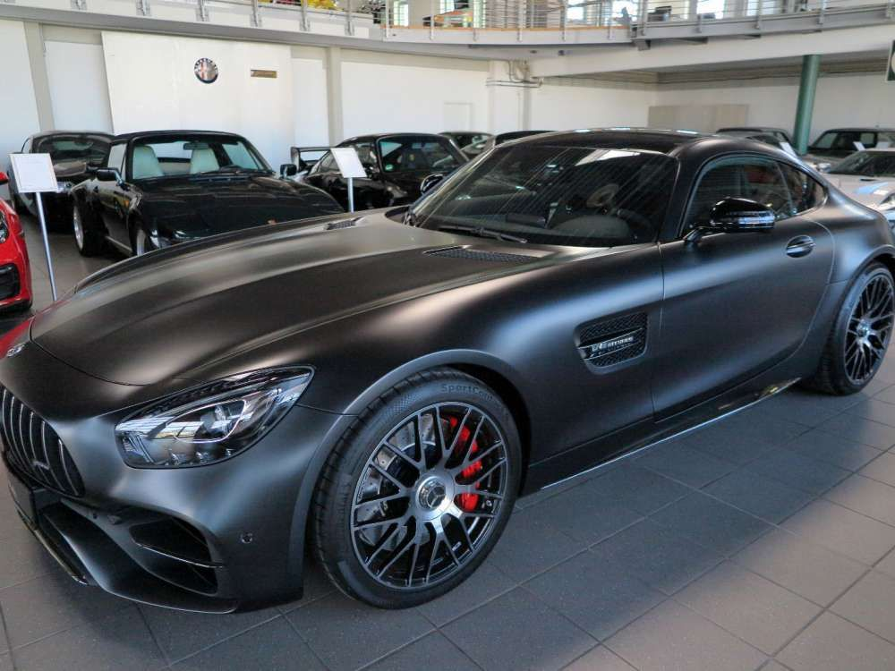 2017 Mercedes Benz Amg Gt C Edition 50 Coupe 1 Owner Original 68km Tags 2017 Mercedesbenz Gtc Coupe Edition50 Am Mercedes Benz Amg Benz Mercedes Benz