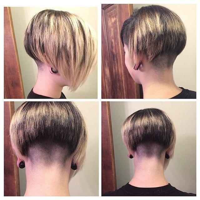 Frisuren frauen nacken