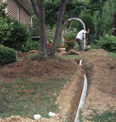 Designing A Sprinkler System   Extreme How To