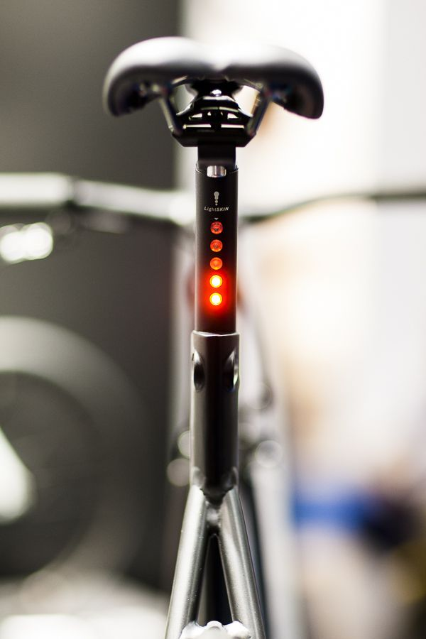 Bianchi USB Rechargeable Led Bike Safety Warning Light Taillight Lamp Super Bright