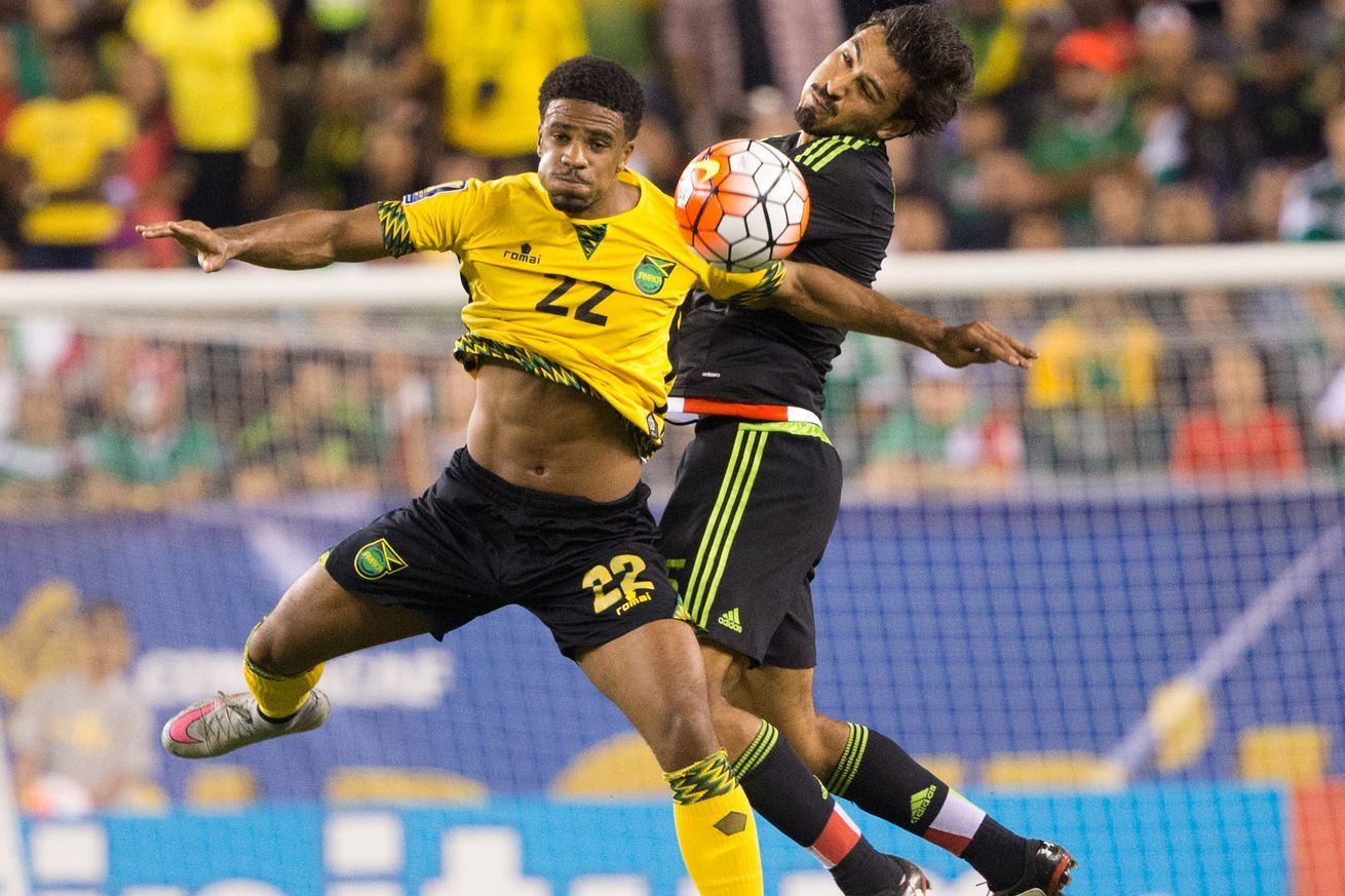 Mexico & Jamaica rematch with Copa America impact Copa