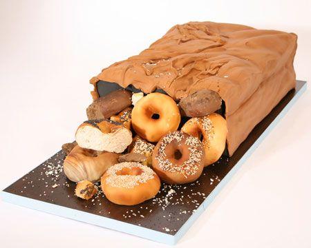 10 Amazing Cakes That Look Like Food #amazingcakes