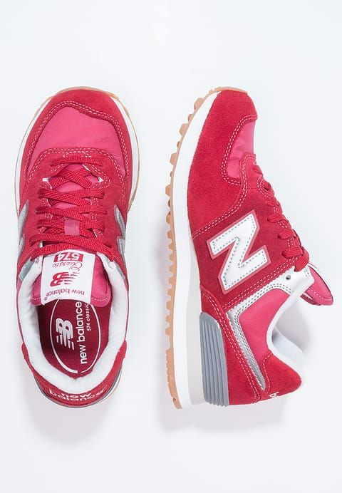 new balance ml574 bordeaux