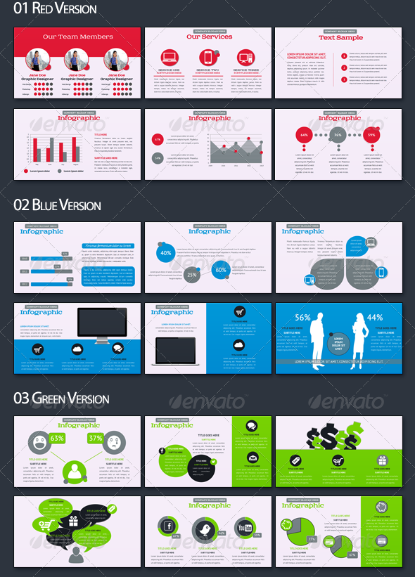 Animated powerpoint template presentations pinterest animated powerpoint template toneelgroepblik Gallery