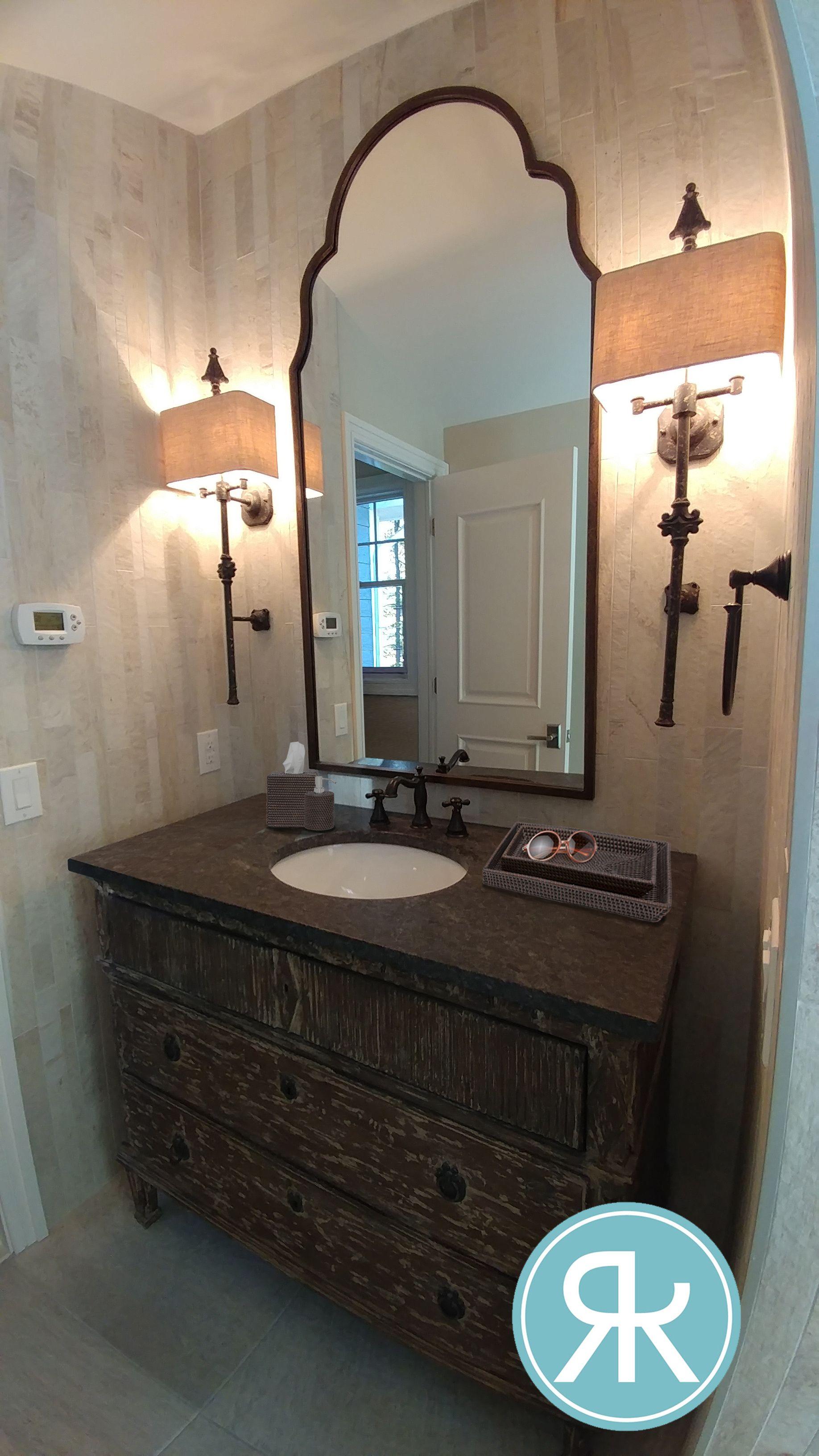 Bathroom Sinks Regina regina kay interiors - this noble antique-inspired bathroom