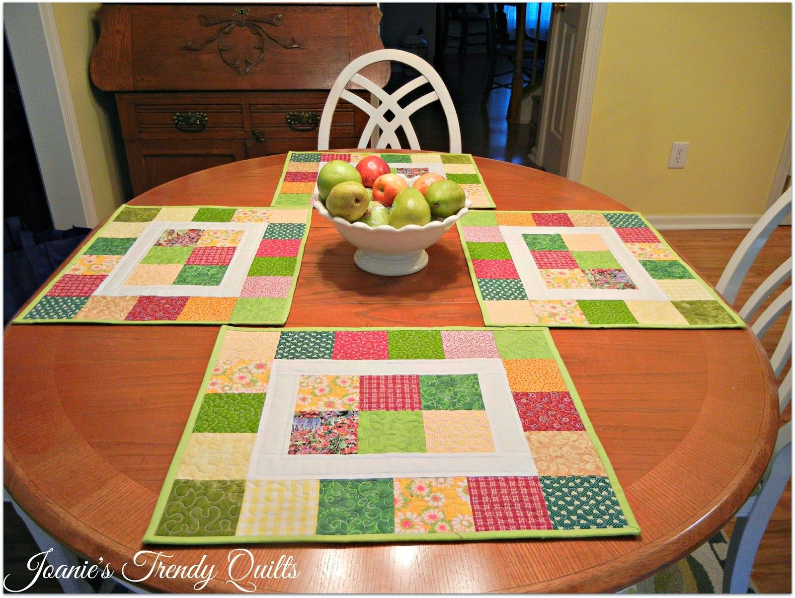 ~ Joanie's Trendy Quilts ~