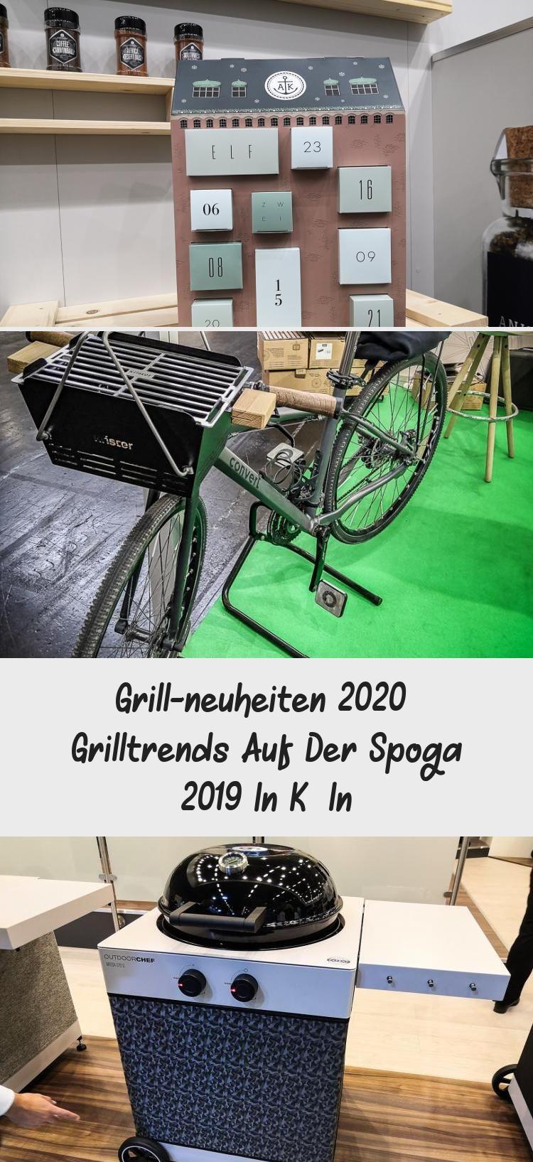 Grill Neuheiten 2020 Grilltrends Auf Der Spoga 2019 In Koln In 2020 Grillen Trends Gartenmesse