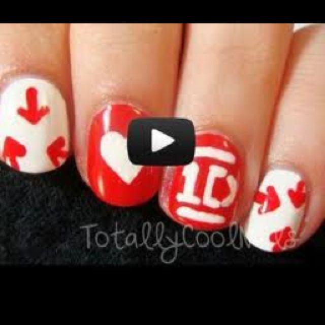 1D Nails:)