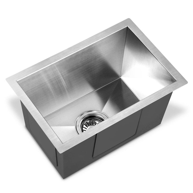 Cefito Kitchen Sink Stainless Steel Laundry Handmade Top