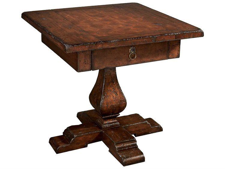 Hekman Havana 31 Square Servant End Table End Tables